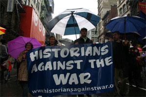 HAW marches in October 27 anti-war demonstration in New York